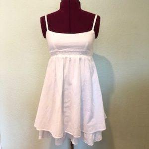 White Mossimo Sun dress